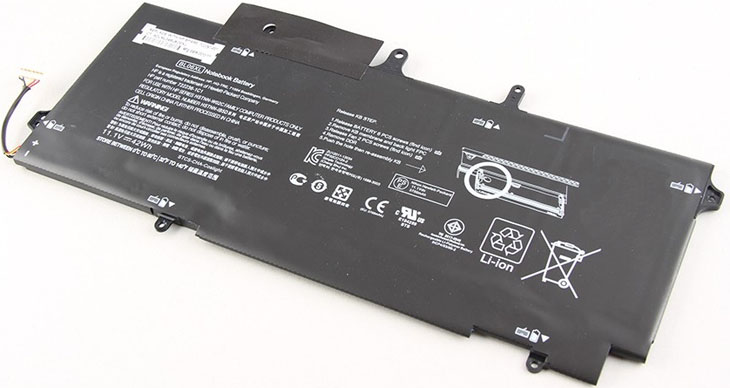 Battery for HP HSTNN-DB5D laptop