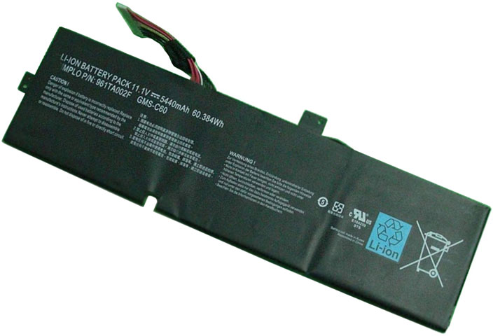 Battery for Razer GMS-C60 laptop