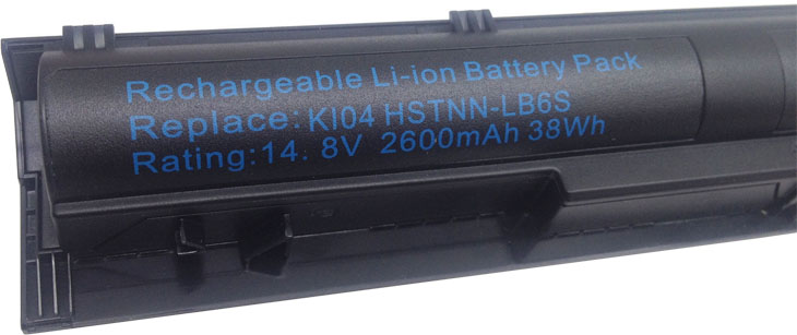 Battery for HP HSTNN-LB6R laptop