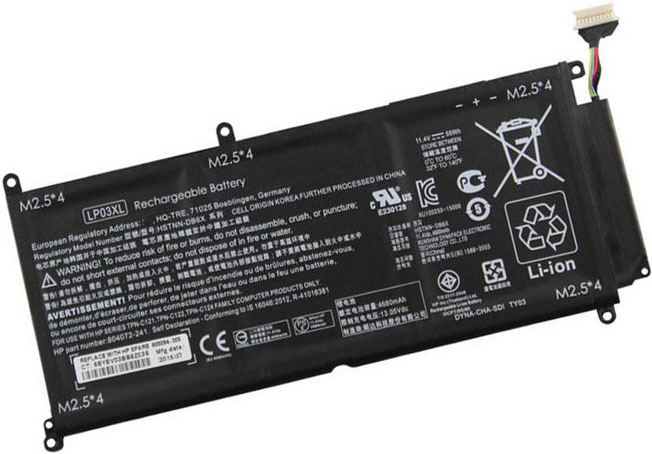 Battery for HP LP03XL laptop