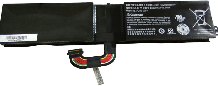 Battery for Razer RZ09-0093 laptop