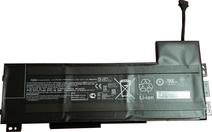 Battery for HP VV09XL laptop