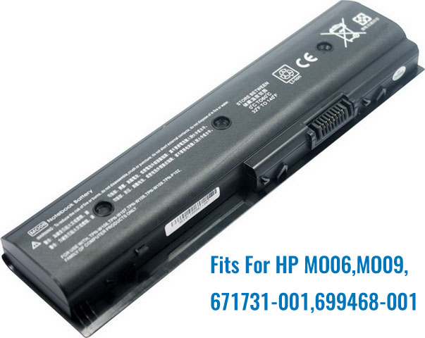 Hp Envy M6 1225dx Battery 4400mah Battery For Hp Envy M6 1225dx Laptop 6 Cells