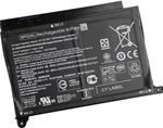 Battery for HP Pavilion 15-AU076SA