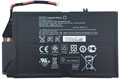 Battery for HP TPN-C102